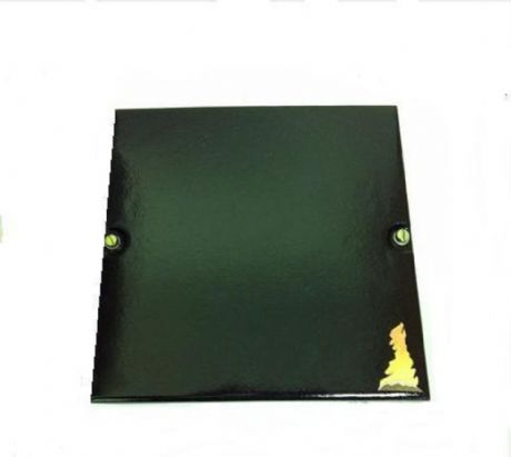 Soot Door GLOSS BLACK 9x9